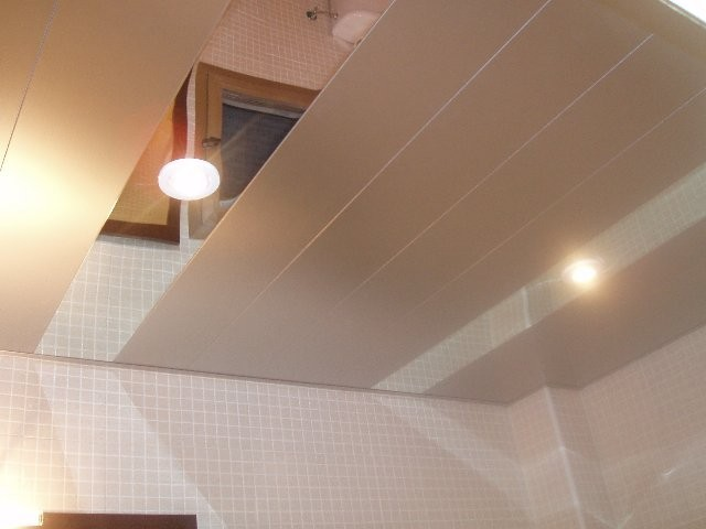 Aluminios jesus macias falsos techos de aluminio - Falsos techos para banos ...